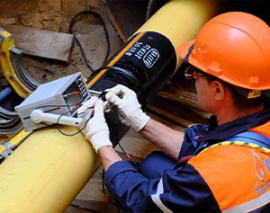 Экспертиза трубопровода